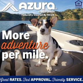 Azura Boat Loan Ad