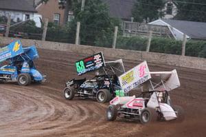 Dirt Racing at Heartland Park