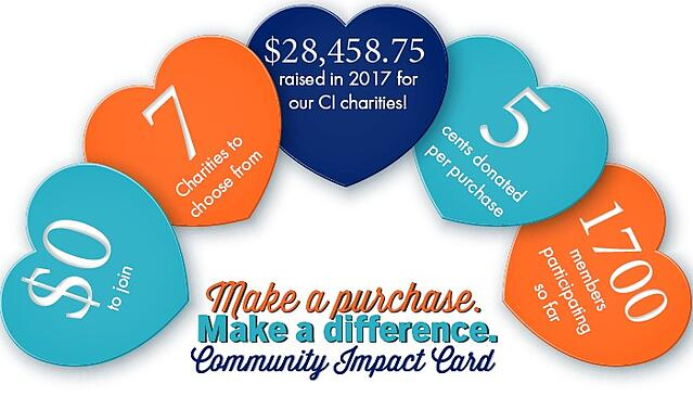 Our Community Impact Results for 2017