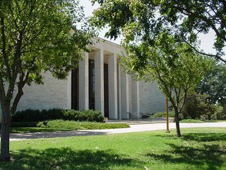 Eisenhower Library is just an hour from Topeka