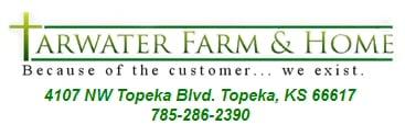 Tarwater Logo