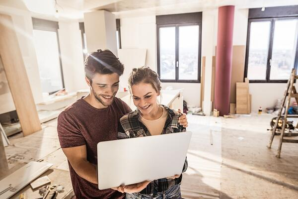 Young Couple Home Equity Construction-955195-edited