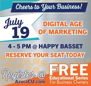 Digital Age of Marketing Seminar Info