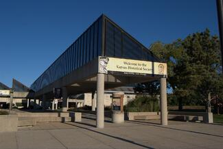Kansas Museum of History in Topeka