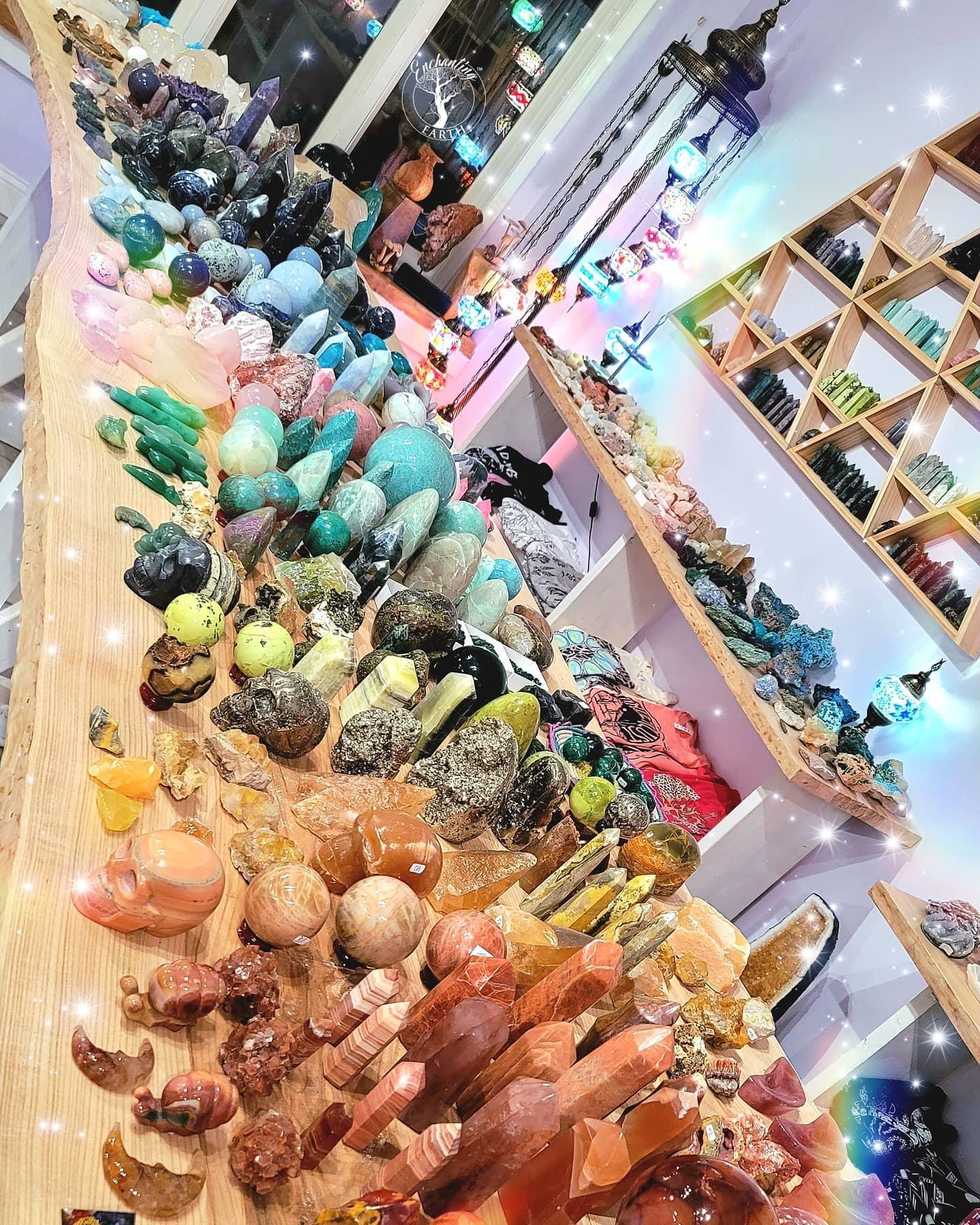Shop Small, Earn Big: Enchanting Earth