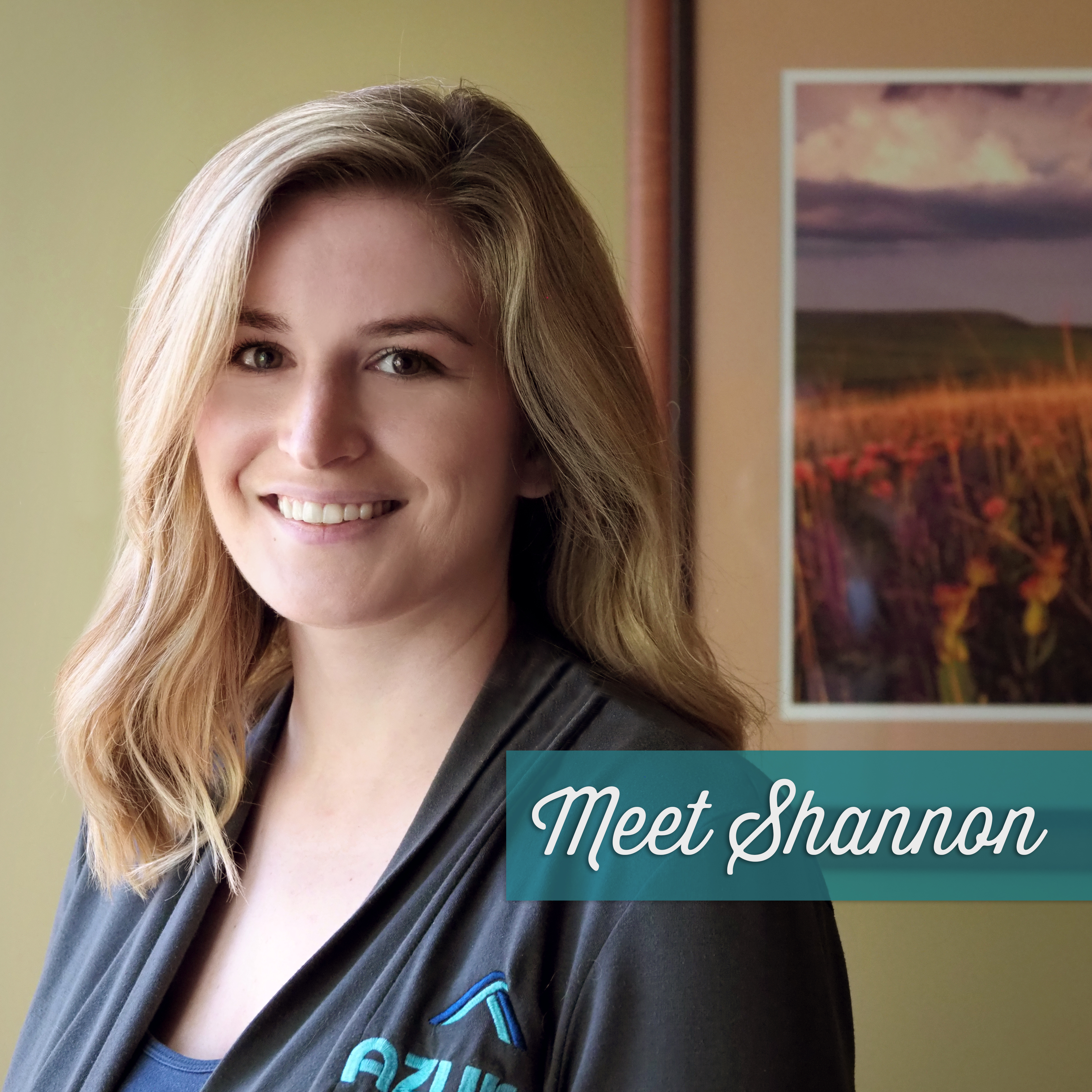 Meet the Team: Shannon in Operations