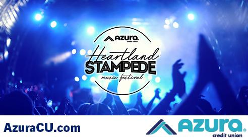 Azura and Heartland Stampede Team Up for 2020