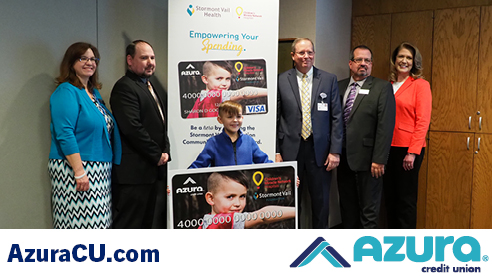 Stormont Vail and Azura Team Up to Support Children's Miracle Network