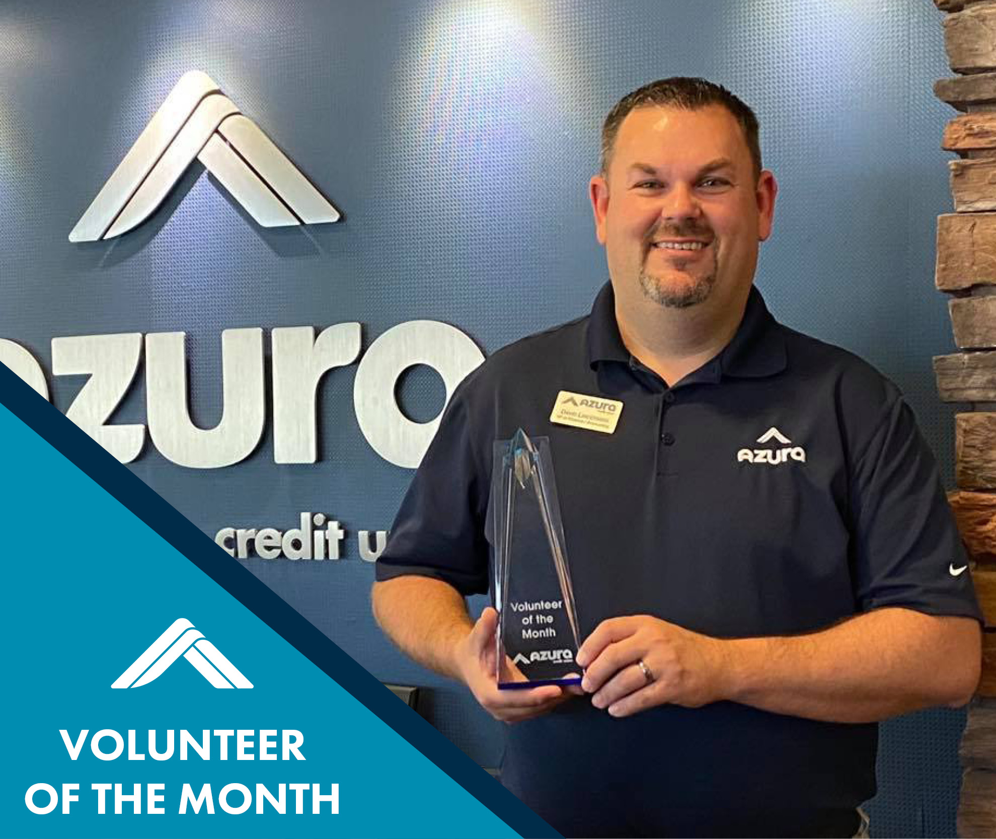 July Volunteer of the Month
