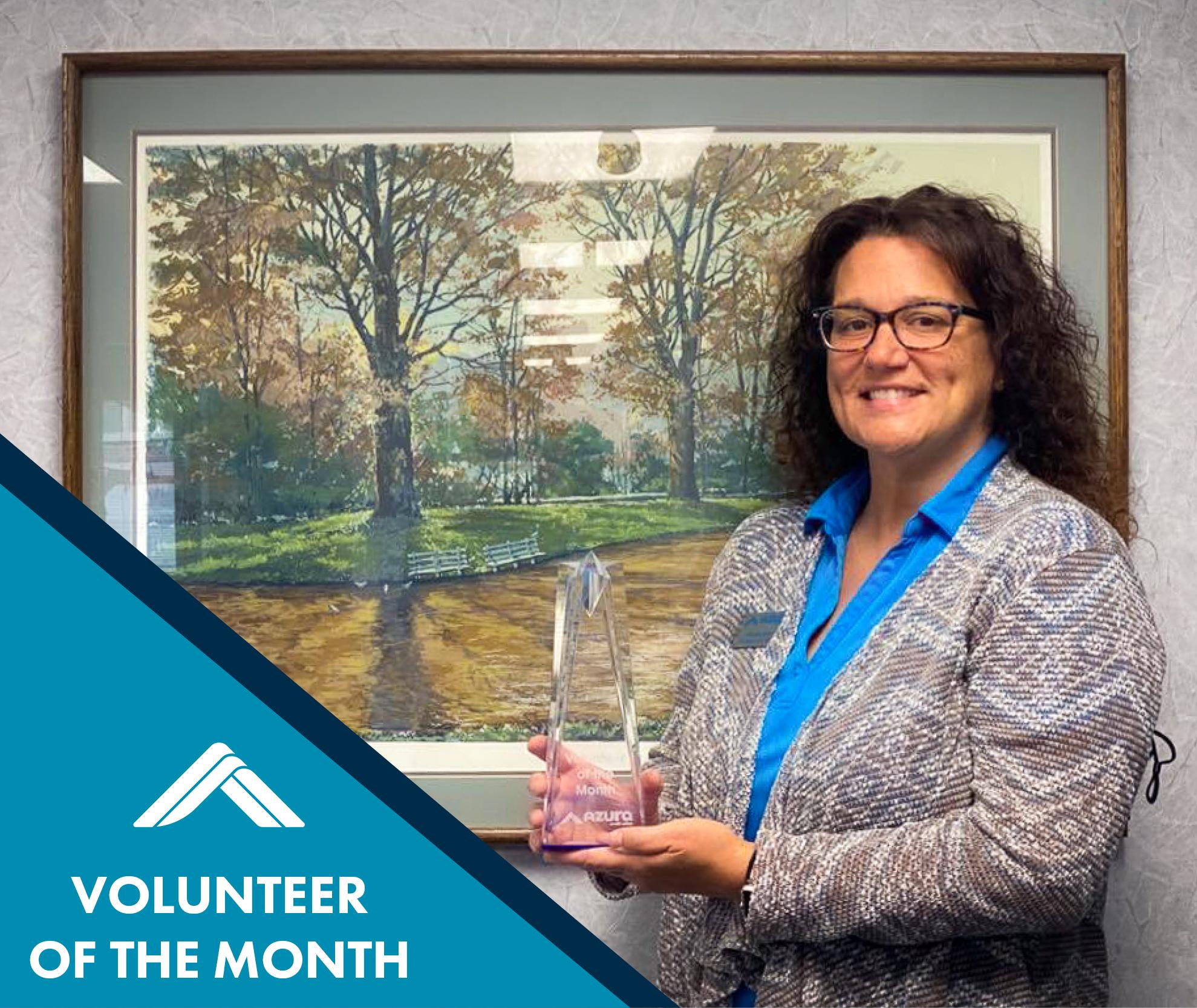 September Volunteer of the Month